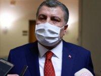 Bakan Koca'dan 'aşı' açıklaması: Verilmeyecek hiçbir hesabımız yok