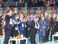 AK Parti Diyarbakır 7'nci Olağan İl Kongresi yapıldı