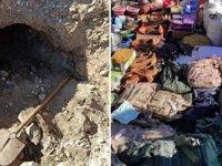 Mardin'deki 'Eren-5' operasyonunda 1 sığınak ve 7 depo imha edildi