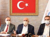 Hak İs Başkanı Arslan'dan sağlık çalışanlarına destek çağrısı