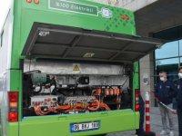 Büyükşehir'den elektrikli otobüs devrimi