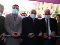 Oyun merkezi Kuşcağız'da açıldı