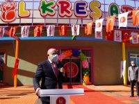 Gül Kreş Adası hizmete açıldı