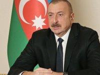 Azerbaycan Cumhurbaşkanı Aliyev: Ermenistan'ın 10 Kasım bildirisini uygulayacağını umuyorum