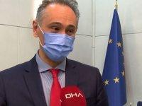 DSÖ Türkiye Tesilcisi, koronavirüste mutasyon görülen ülke sayısını açıkladı