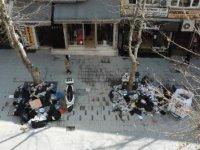 Maltepe'de çöp yığınları artıyor