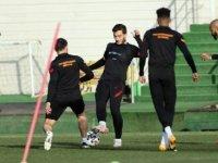 Galatasaray, BB Erzurumspor hazırlıklarını tamamladı