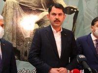 Kurum: Kanal İstanbul Projesi'ni İstanbul'umuza kazandıracağız