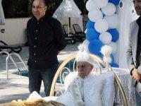 Aydemir Akbaş film gereği sünnet oldu: Hiç yadırgamadım, hoşuma gitti