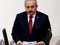 TBMM Başkanı Şentop: Yeni anayasa konusunda ortak niyet varsa elimi taşın altına koymaya hazırım