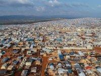 Çankaya'dan İdlib'e ev desteği