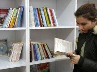 Yenimahalle'de kütüphaneler açıldı