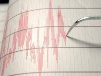 Yunanistan'da 6,2 büyüklüğünde deprem meydana geldi