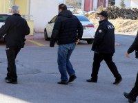 Kayseri'de tartıştığı eski eşini tabancayla yaraladı