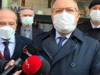 Zonguldak Valisi Tutulmaz: Mutasyonlu virüs 50'nin üzerinde ve her geçen gün artıyor