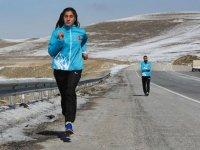 Vanlı milli atlet Nevin İnce, başarılarıyla ön yargıları kırdı