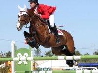 Milli sporcu Derin Demirsoy, binicilik kariyerinde yeni başarılar hedefliyor