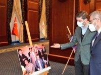 Gençlik Kolları'ndan Erdoğan Sergisi