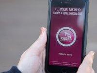 Kadınların yüzde 90'ı KADES uygulamasının kendilerine güven verdiğini düşünüyor