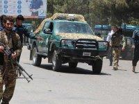 Afganistan'da Taliban saldırısında 8 polis öldü
