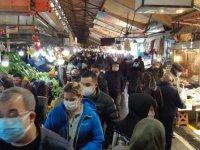 Aylar sonra yasak kalktı, Ankara'da sokaklar doldu taştı!