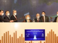 Borsa İstanbul'da gong İş'te Kadın Hisse Senedi Fonu için çaldı