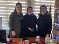 8 Mart Dünya Kadınlar Günü'nde anlamlı ziyaret