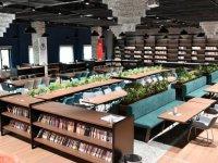 Mamak'ın kütüphaneler göz dolduruyor