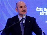 İçişleri Bakanı Soylu: Örgüte katılım tarihin en düşük seviyesinde