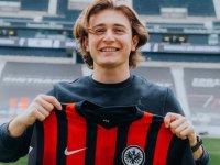 Ali Akman Eintracht Frankfurt'ta