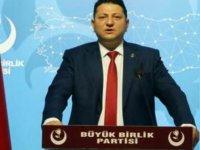 BBP'den Tarım Bakanı'na hobi bahçeleri için barış çağrısı