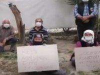 Hobi Bahçesi mağdurları açlık grevi başlattı