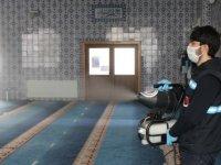 Camilerde temizlik seferberliği