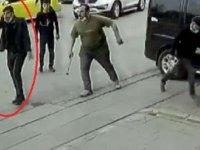 Ankara'da bıçak, tabanca ve çekiçli 'yol verme' kavgası: 3 yaralı