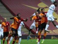 Galatasaray - Trabzonspor: 1-1