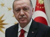 Cumhurbaşkanı Erdoğan'dan '23 Nisan' mesajı