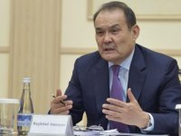 Türk Konseyi Genel Sekreteri Amreyev'den 23 Nisan mesajı