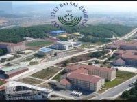 Bolu Abant İzzet Baysal Üniversitesi öğretim elemanı alacak