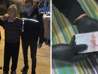 Gaybubet evlerindekilere 'maaş' dağıtan FETÖ'cü yakalandı: çıplak ayaklarla kaçmaya çalışması kamerada