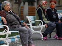 Darülaceze'de sessiz Anneler Günü