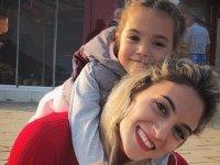 Milli cimnastikçi Göksu Üçtaş Şanlı: Başarım bir annenin dik duruşunun en güzel ifadesi