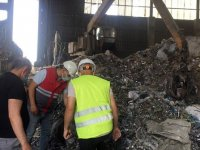 Adana'da gelişigüzel bertaraf edilen 181 ton atık geri dönüşüm tesisine gönderildi