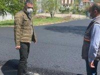 Sokaklarda yol yenileme atağı