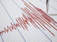İslahiye'de 5 dakika arayla 2 deprem