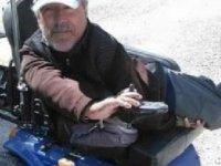 Sulama kanalına düşen bedensel engelli hayatını kaybetti
