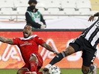 Antalyaspor ile Beşiktaş, Ziraat Türkiye Kupası finalini sınırlı sayıda seyirci önünde oynayacak