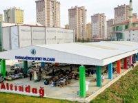 Altındağ'da pazarlara yeni düzen