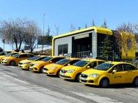 Yeni nesil taksi duraklarının kurulumu başladı