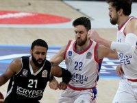 Anadolu Efes ile Beşiktaş Icrypex play-off yarı final ilk maçında yarın karşılaşacak