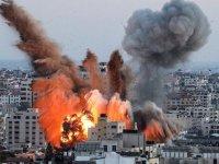Prof. Dr. Fuat Sezgin İslam Bilim Tarihi Araştırmaları Vakfından Filistin'e saldıran İsrail'e tepki